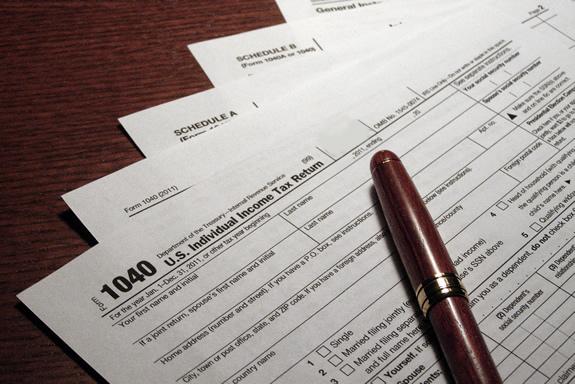 Tax Prep Starts Now